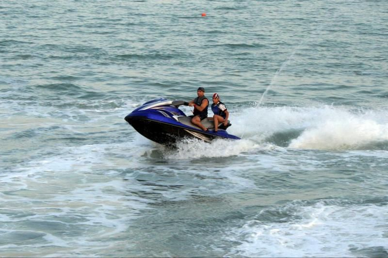 Wrightsville Beach Wilmington North Carolina Jet Ski Als