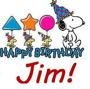 9 Best Images About Happy Birthday Jim On Pinterest My Birthday