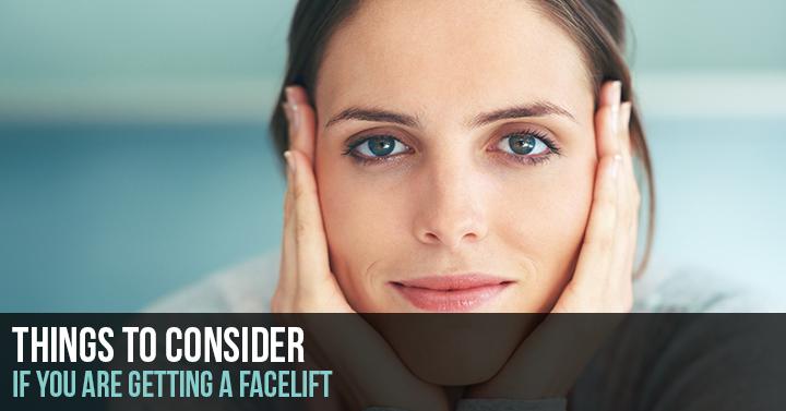 to a How facial receive