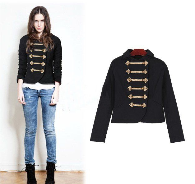 Collection Military Style Shirts For Women Pictures - Fashion ...