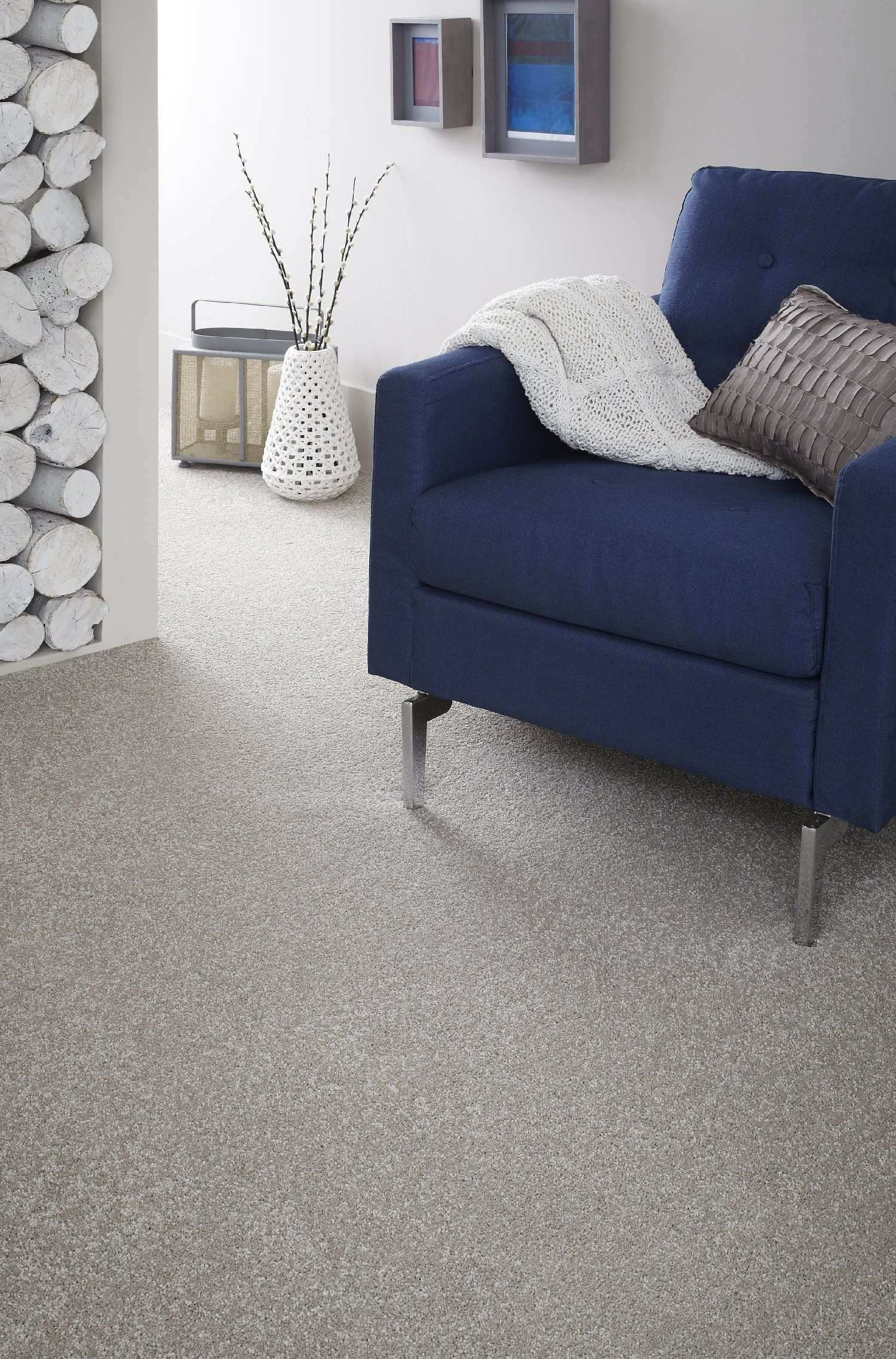 Sensation Supreme Offers A Mix Of Popular Plain And Heather Shades Comes In A Palette Of Greys Grey Carpet Living Room Living Room Carpet White Carpet Bedroom