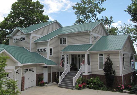 Best Color Simulator House 02 Siding Colors Metal Roof 640 x 480