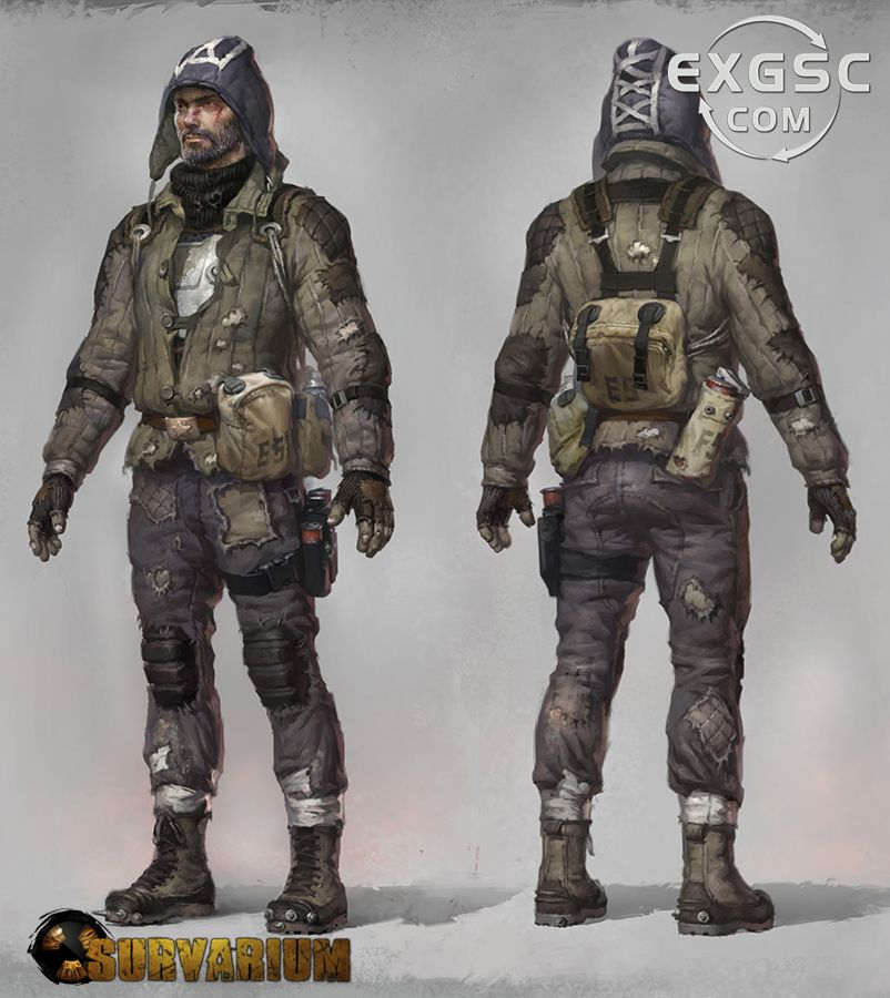 Apocalyptic Soldier Pics: Pin By Hung Le On Post-Apocalyptic/Wasteland