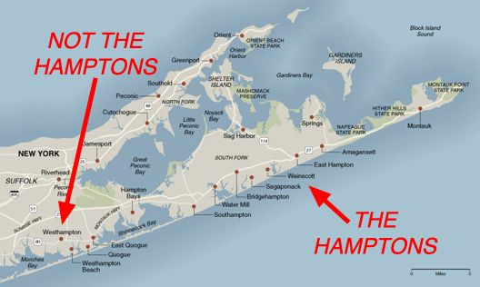 Its Official The Hamptons Begins At The Shinnecock Canal Long