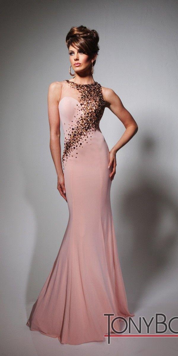 Espectaculares vestidos de moda   Colección vestidos Glamorosos ...