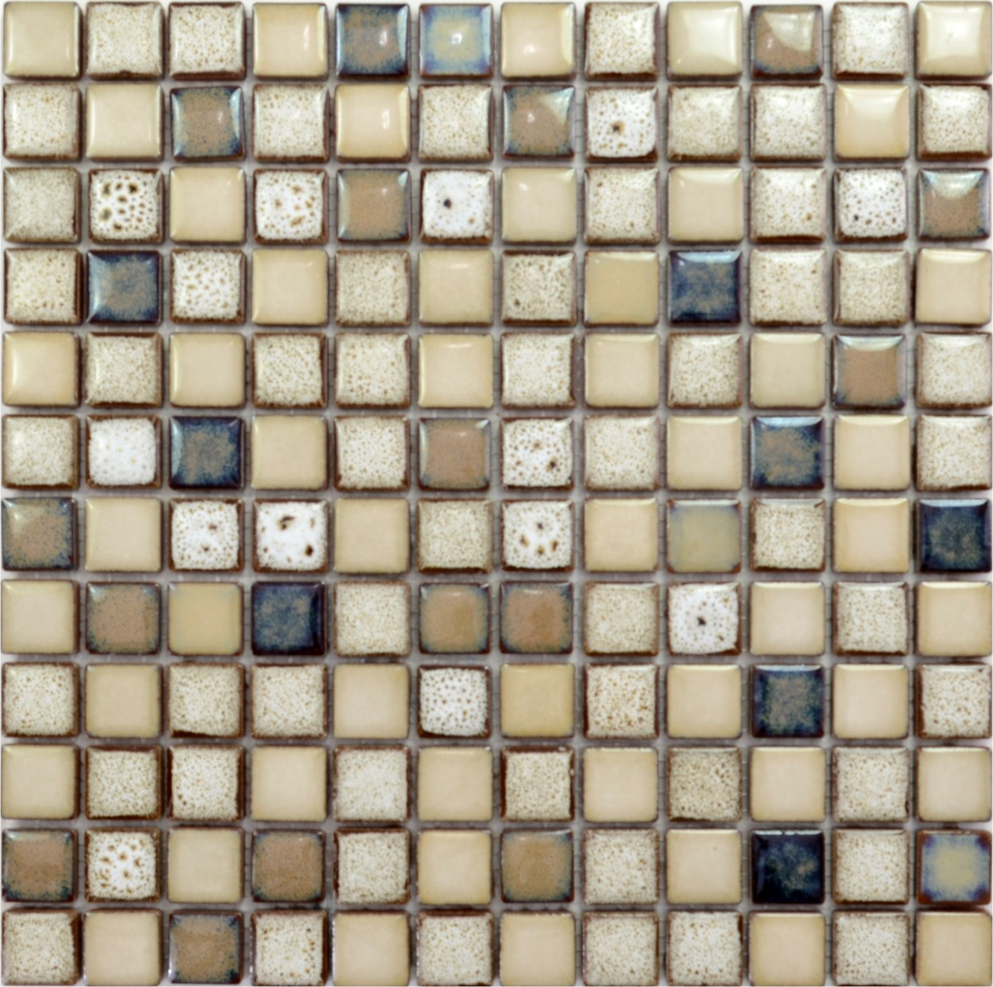 Porcelain Mosaic Tile Kitchen Backsplash Porcelain Mosaic