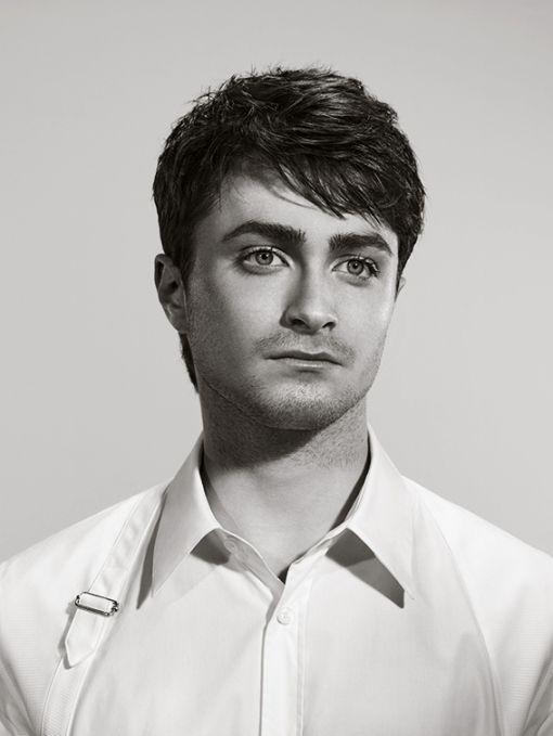Daniel Radcliffe by Alan Clarke