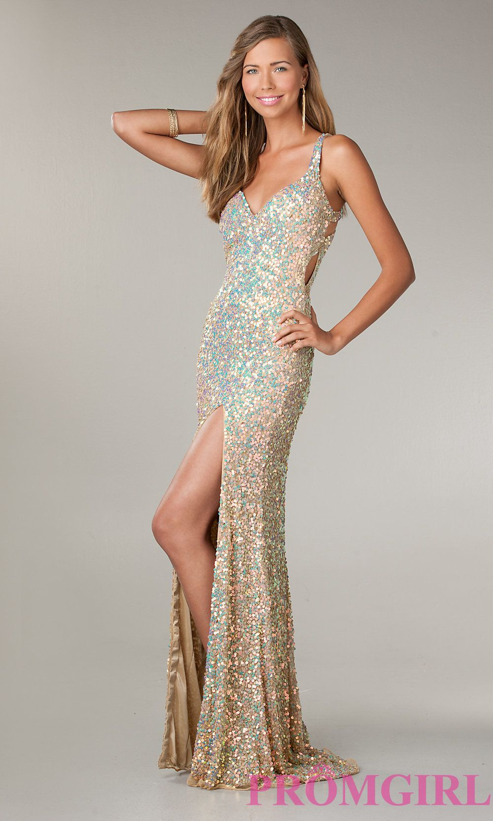 Style: PV-9877 Detail Image 2 | prom dresses | Pinterest | Long ...