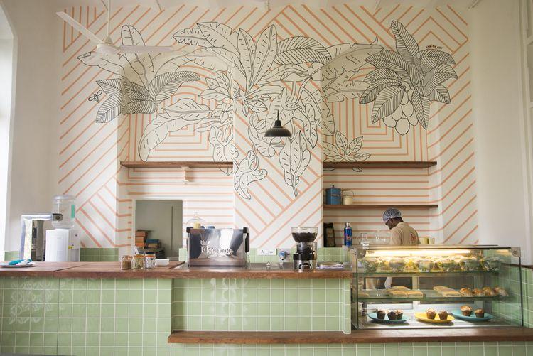 Ministry Of New Cafe Interior Design Cafe Interior Restaurant Interior