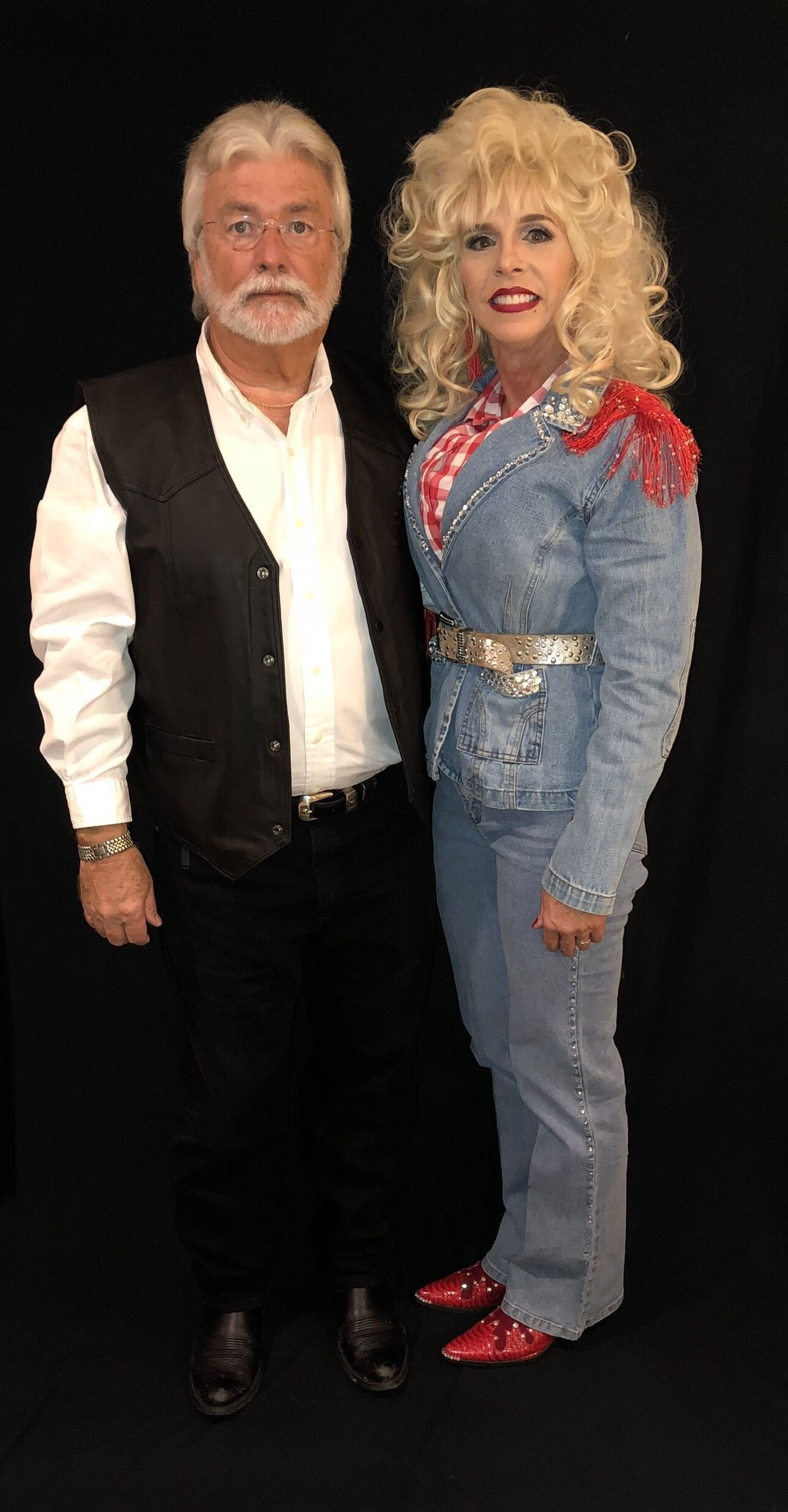 Kenny and Dolly (With images)   Thanksgiving costumes, Mr ...