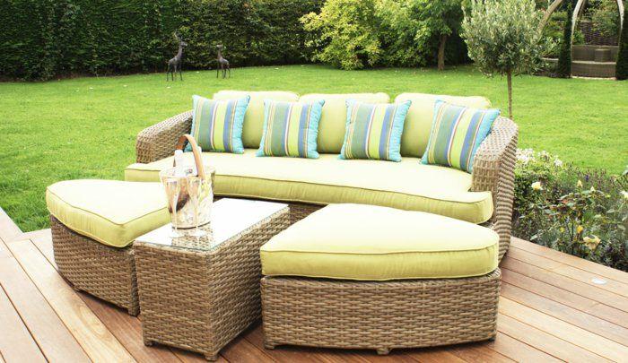rattan sofa reparieren. Black Bedroom Furniture Sets. Home Design Ideas