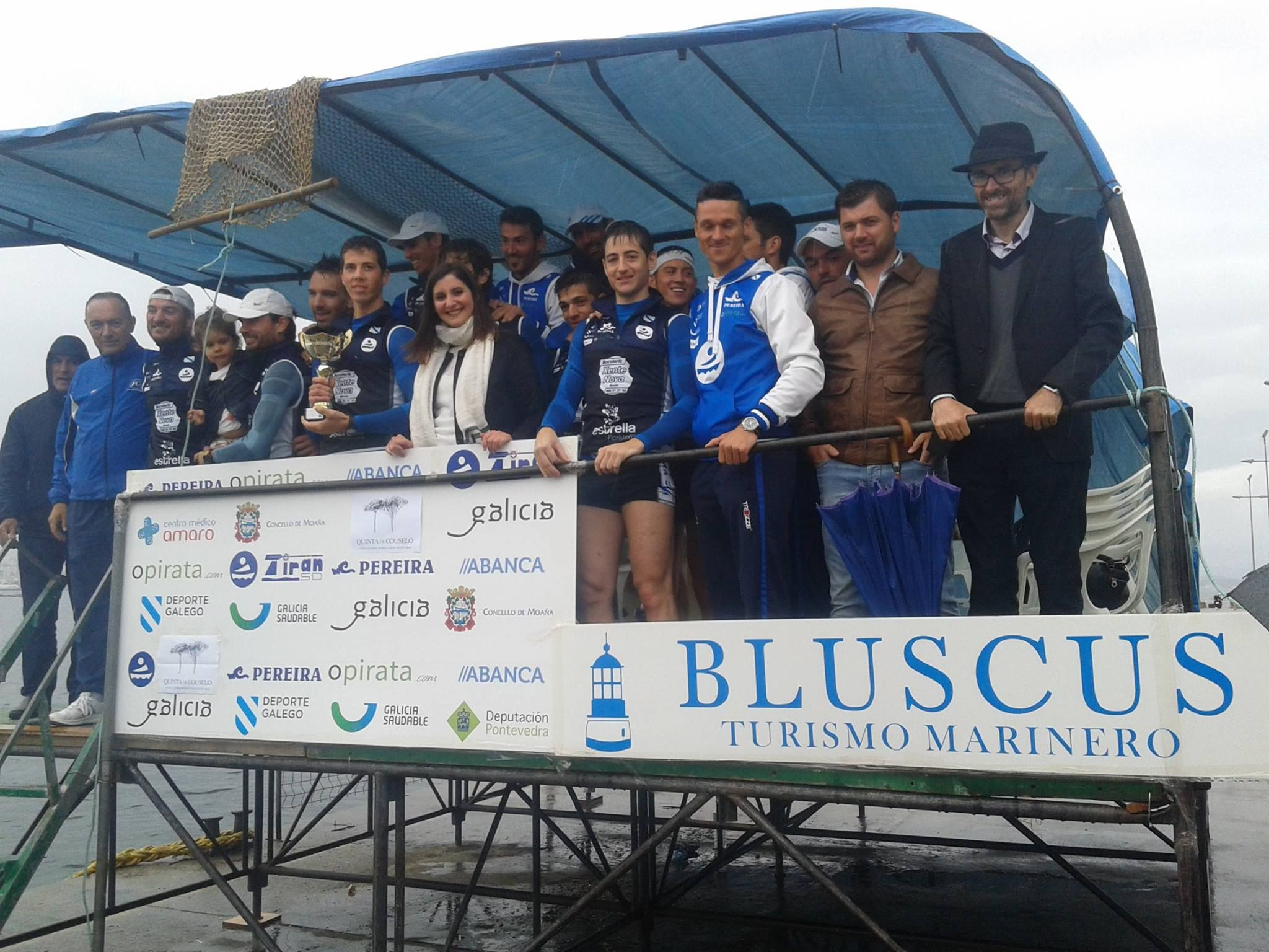 Un día en las traineras con la S.D. Tirán   http://bluscus.es/blog/un-dia-en-las-traineras-con-la-s-d-tiran/