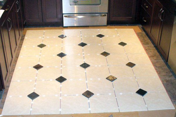 Tiles Decoration Pattern Floor Tile Pattern Layout  My New Kitchen  Pinterest  Best