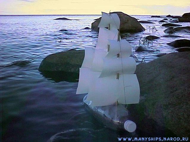 Diy bottle ship- use google translator to read the instructions