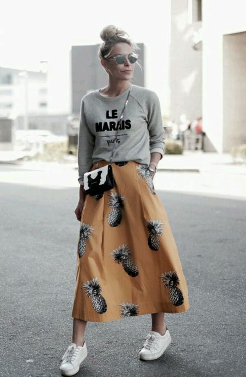 Street Style   …   Summer Looks 2018   Pinterest   Outfit, Kleidung ... 4f63edc319