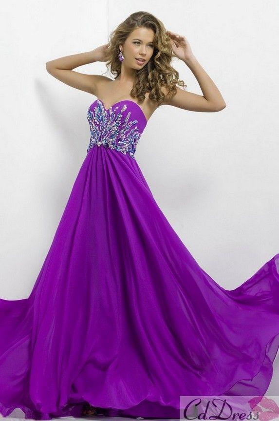 prom dress prom dresses//silver accessories | Gala | Pinterest ...