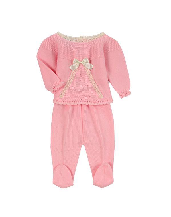 34b980002 Conjunto de bebé niña Dulces - Niña - Vestidos - El Corte Inglés - Moda