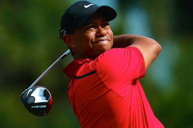 Tiger Woods designs golf course at Bluejack