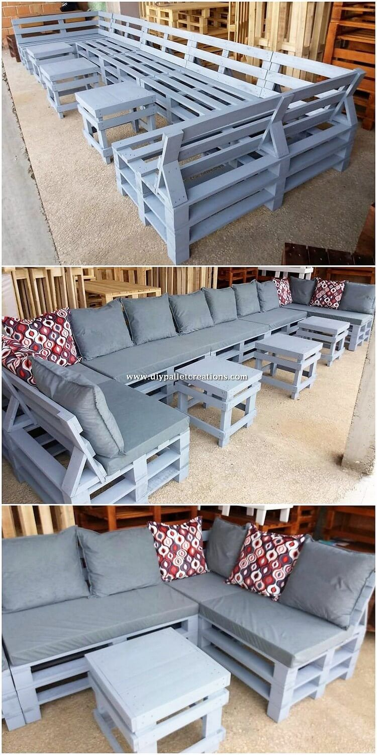 Tempting Diy Ideas With Recycled Wooden Pallets Diy Pallet Couch