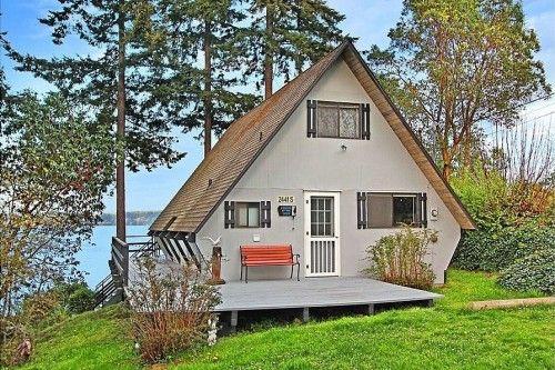 Genial Cabins For U0027American Dream Buildersu0027 Fans. Camano IslandCabin ...