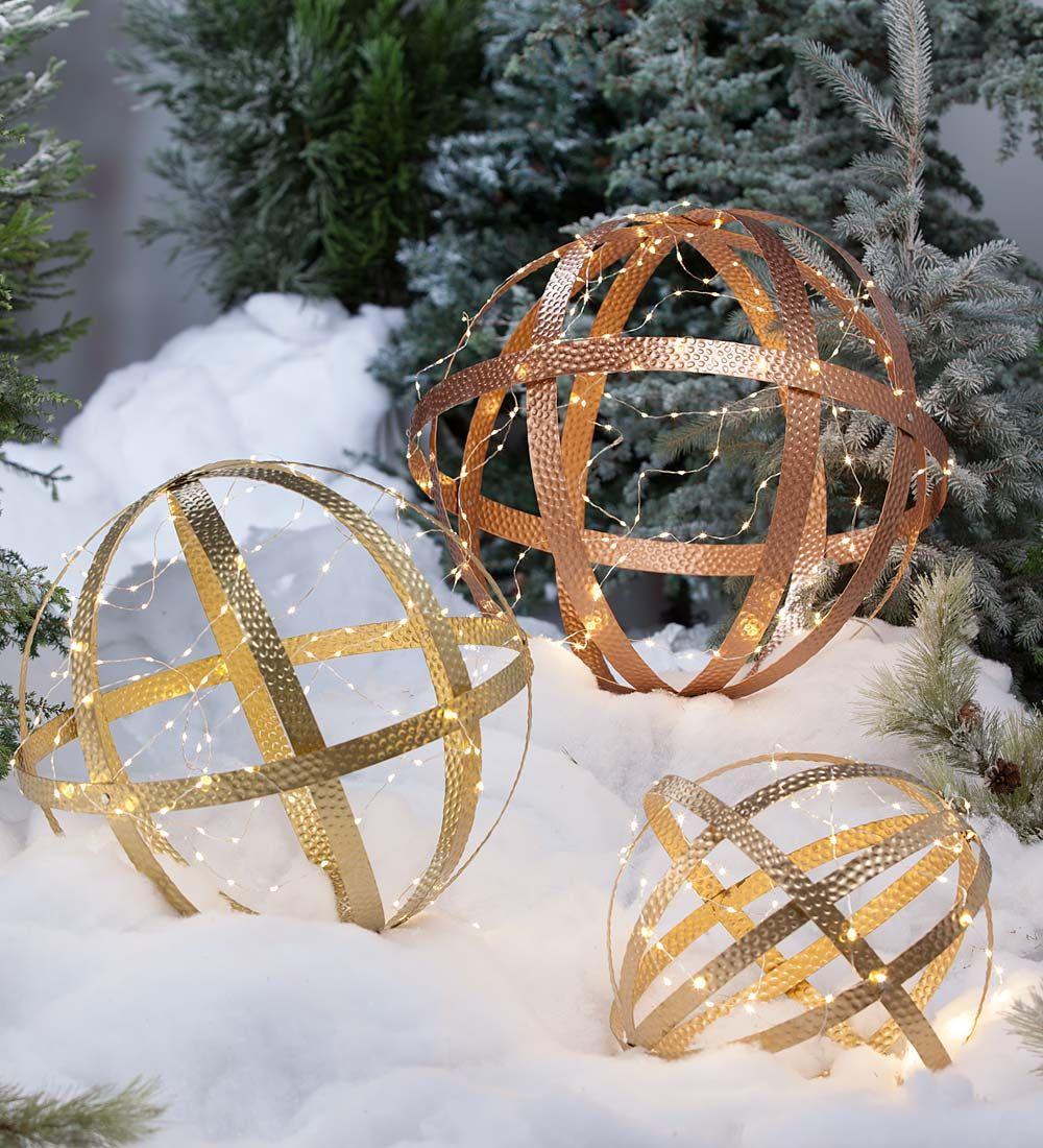 10++ Hanging outdoor tree ornaments trends