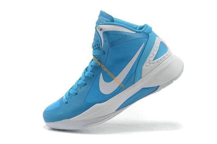 half off f3c0a 77a72 Cute Womens basketball shoes Hyperdunk 2011 Aqua Turquoise Metallic Silver