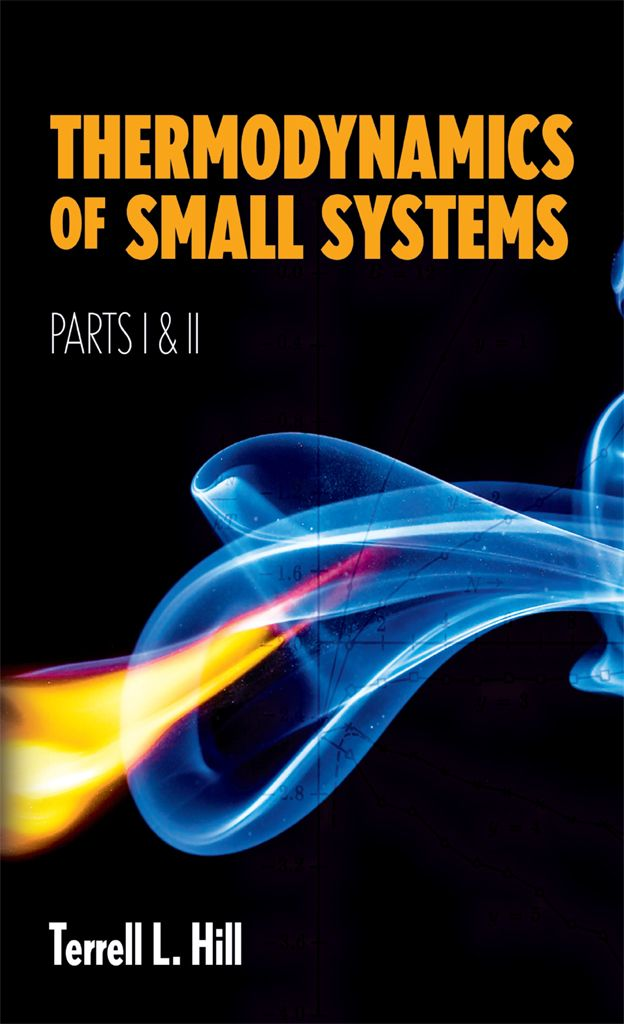 Thermodynamics Of Small Systems Parts I Ii Thermodynamics Mechanical Engineering Design Engineering Student