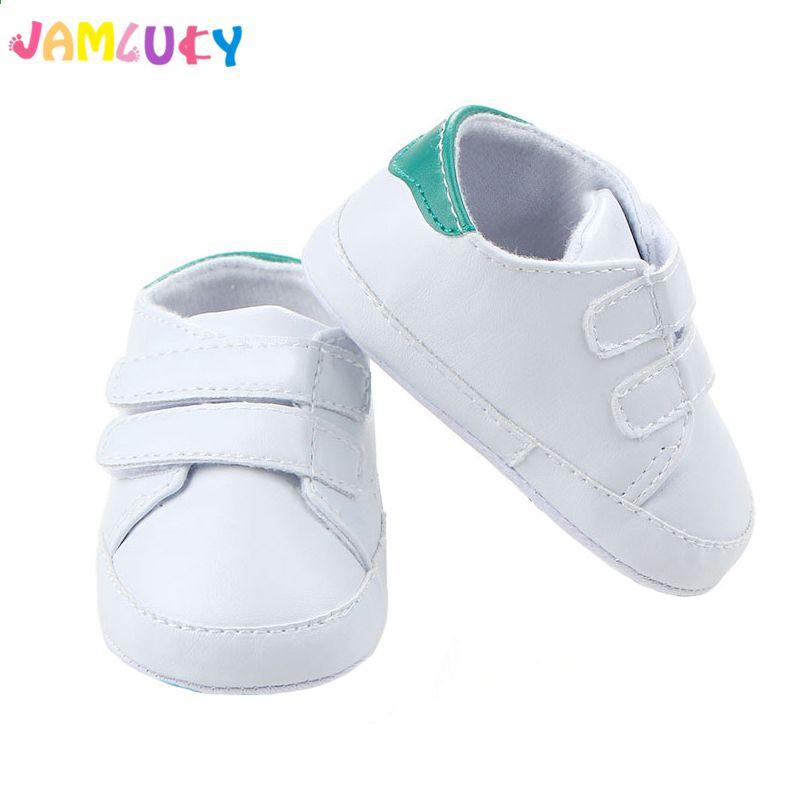 Baby Boy Buty Trampki Jesien Stale Unisex Szopka Buty Niemowleta Pu Skorzane Obuwie Maluch Mokasyny Baby Girl Pierwsze W Baby Boy Shoes Baby Shoes Walker Shoes