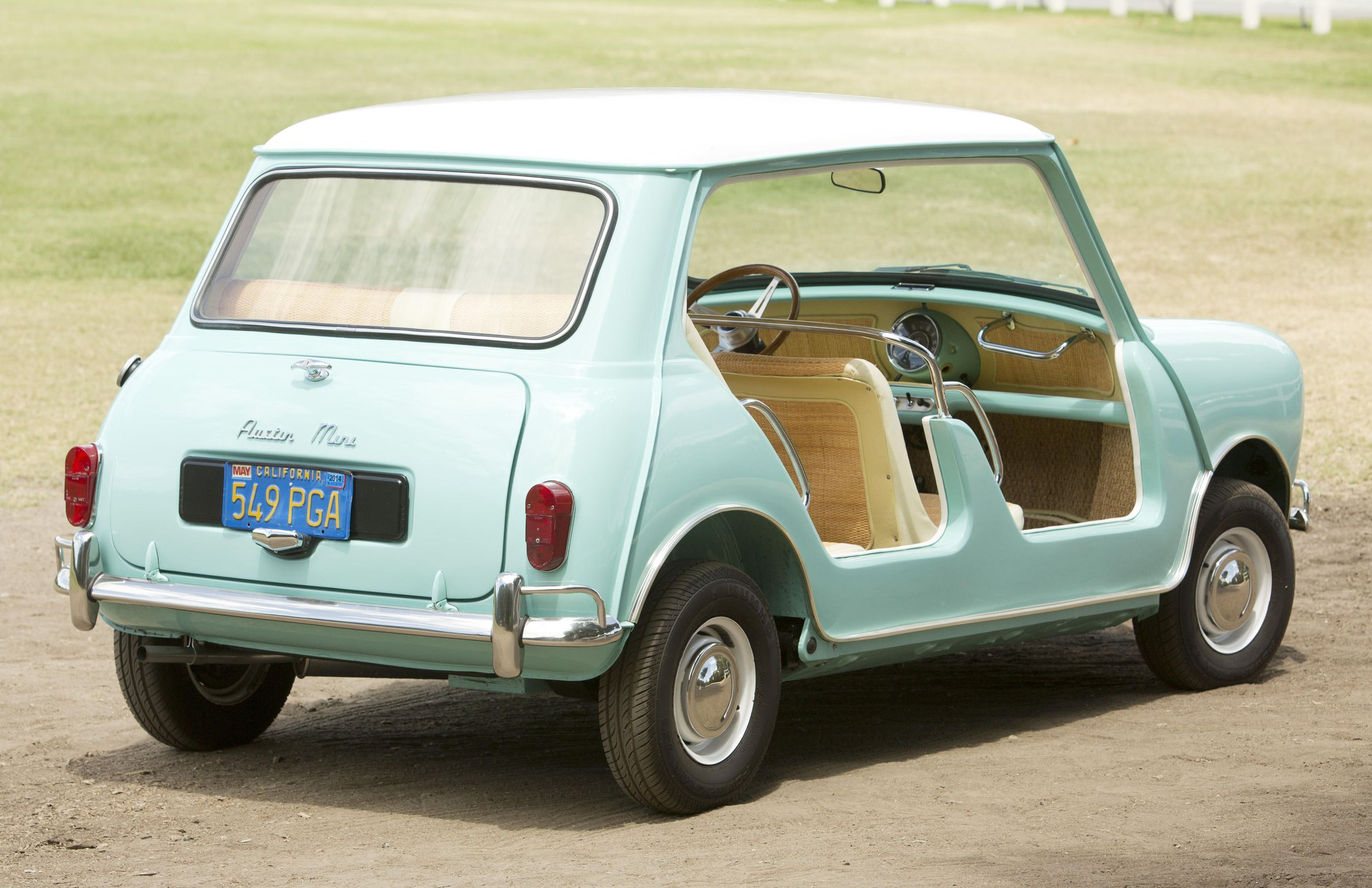 Mini beach car sells for major price – $181,500 R | Minis, Classic ...