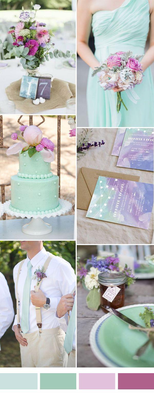 Wedding color schemes for june - Wedding Colour Schemes