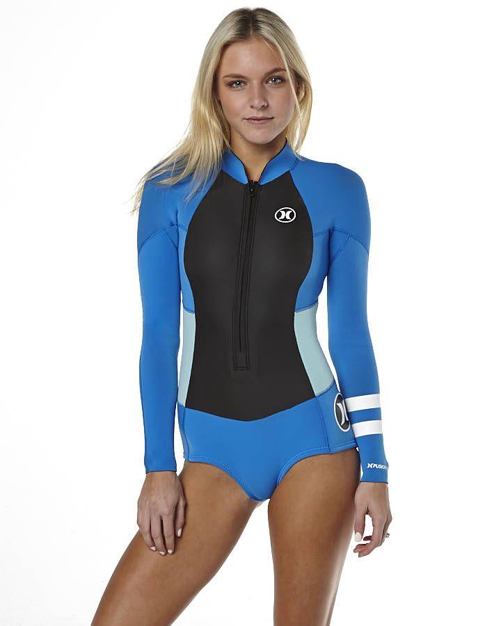 Hurley surf reversible bikini top