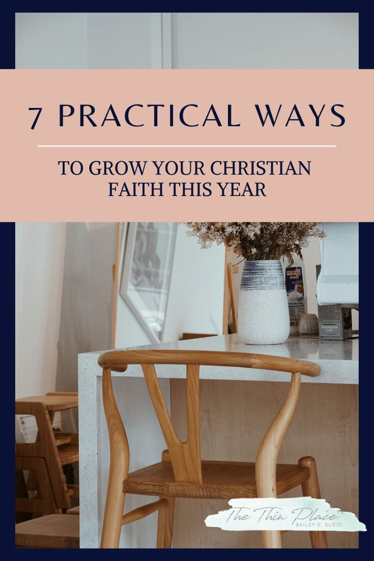 7 spiritual disciplines to implement to make your faith a