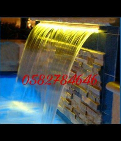 ديكورات شلالات اسمنتية شلالات حائط شلالات حجر شلالات حجر طبيعي شلالات ديكور شلالات صغيره شلالات رخام شلالات صناعية شلالات Pool Waterfall Small Pools Fountain