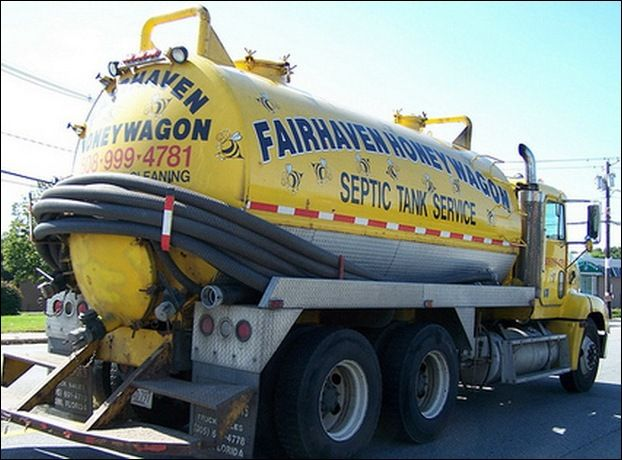 Honeywagon Septic Truck Google Search Books Worth Reading - 22 hilarious truck signs spotted on the road