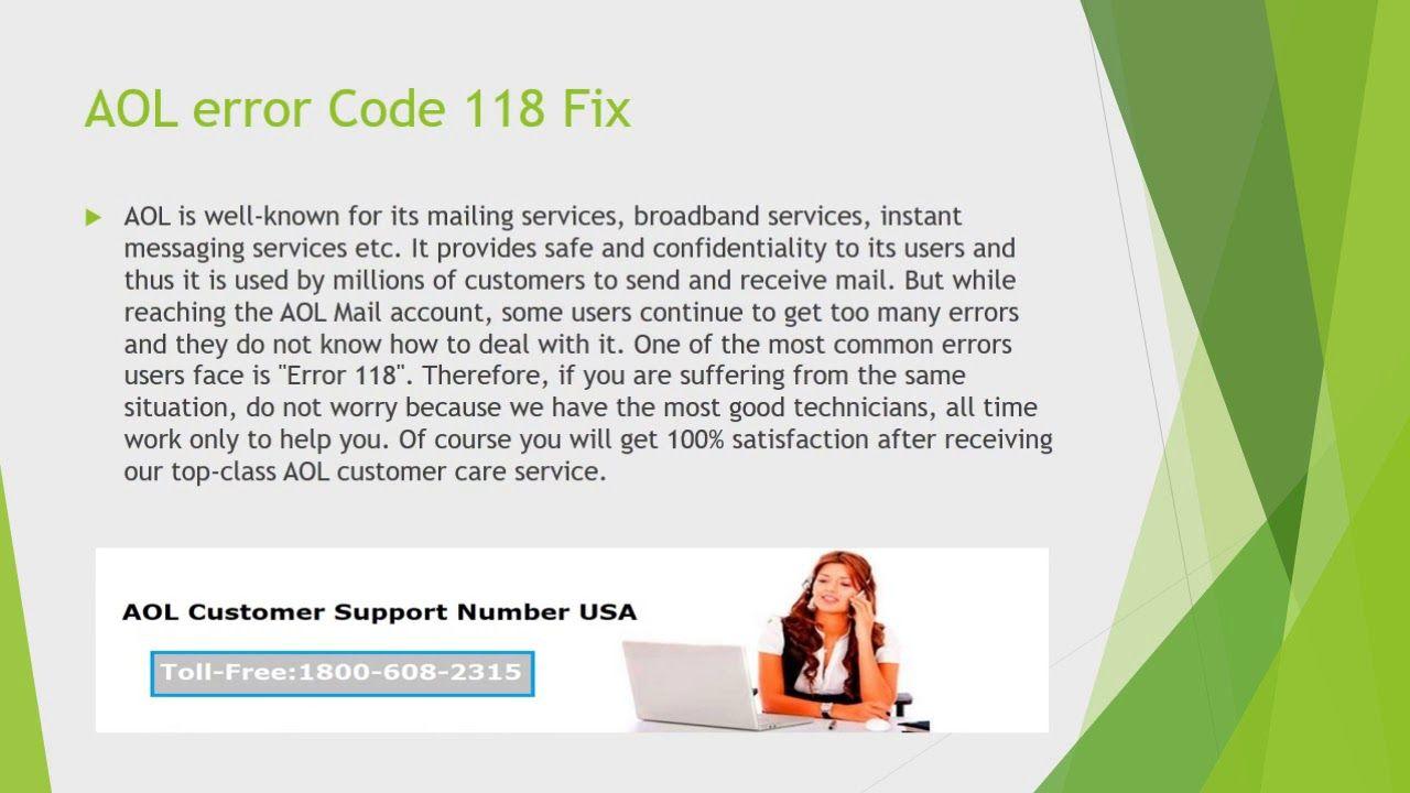 Fix aol desktop update error aol helpline number 1800608