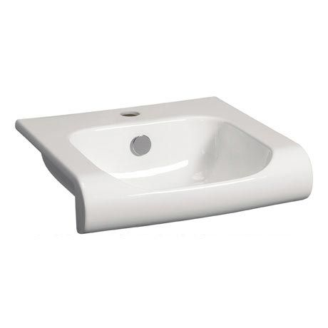 Bauhaus - Essence 9 Tap Hole Semi Recessed Basin | Semi recessed ...
