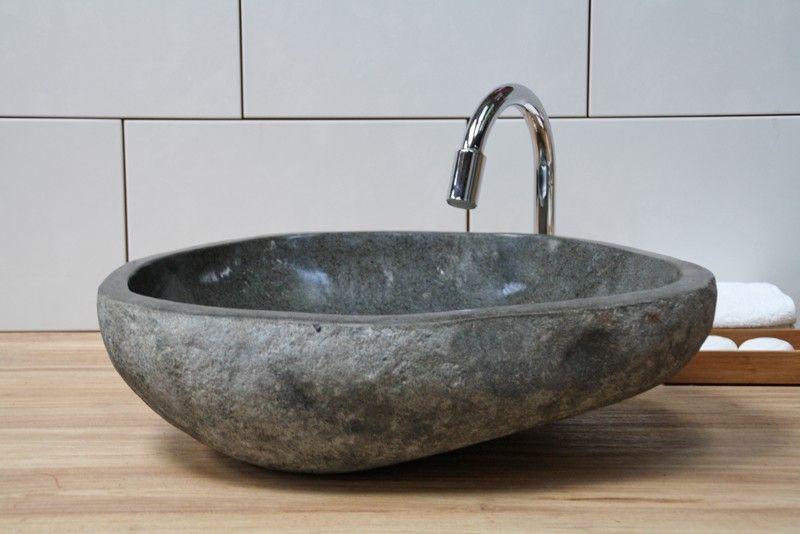 Wastafel Badkamer Hoogte : Natuurstenen waskom nr hoogte cm breedte cm diepte