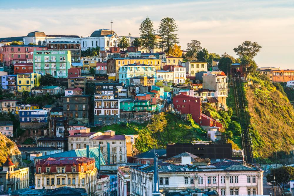 Entdeckt die buntesten Städte der Welt | Urlaubsguru