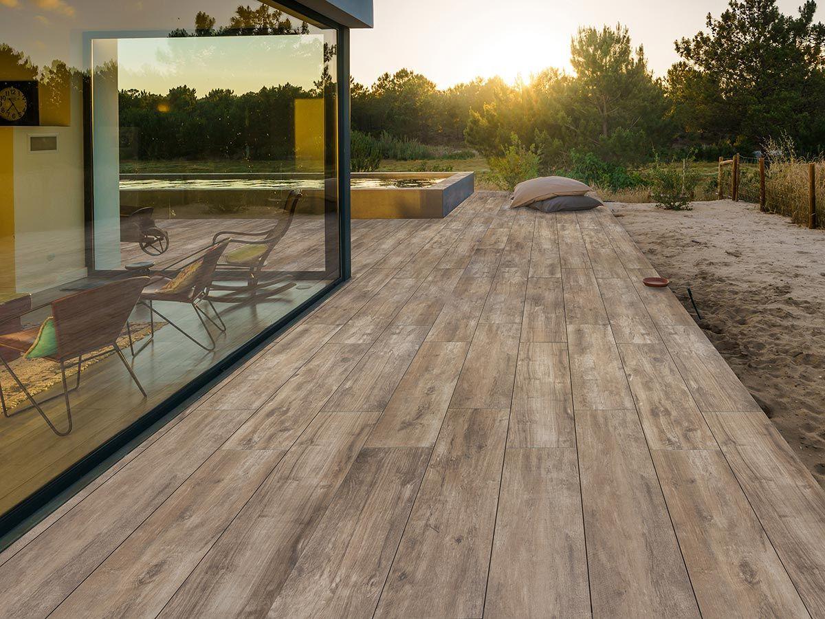 Nbsp Material Keramik Optik Holzoptik Starke 2cm Einsatzbereich Aussen In 2021 Terrassenplatten Terrassenbelag Holz Terrassenbelag
