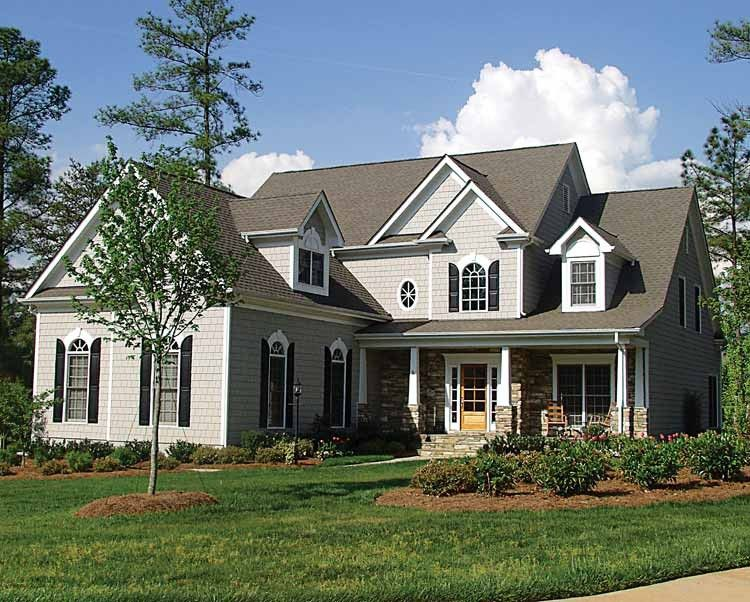 Shingle House Plan With 2956 Square Feet And 4 Bedrooms From Dream Home  Source | House