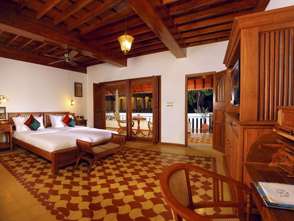 Chettinad Hotel Rooms, Hotels in Pudukottai : Chidambara Vilas ...