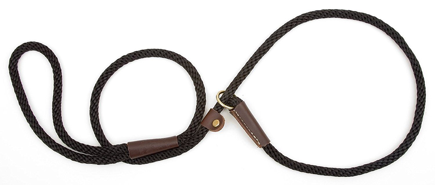 Dog Lead and Collar Combo Mendota Pet Slip Leash Made in The USA