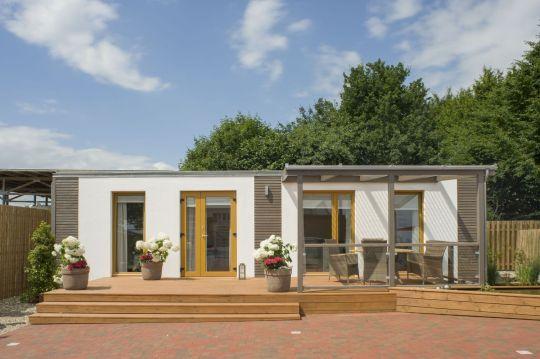 Gem tliches eigenheim oder komfortables ferienhaus for Mobiles ferienhaus