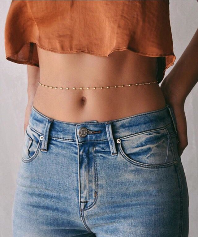0c0711648cc Belly chain | Stuff I want | Bikini jewelry, Body chain jewelry ...