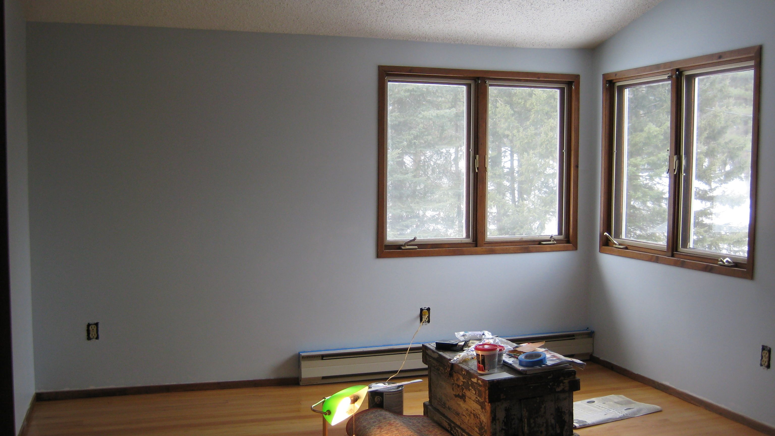 paint colors for wood trim bedroom can t decide if I like it. Initially, I thought it was ...