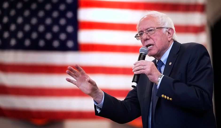 With Rigged Primary, Bernie Sanders Must Run As Third
