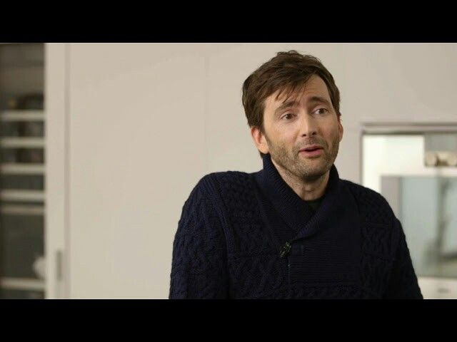 David in Very British Problems
