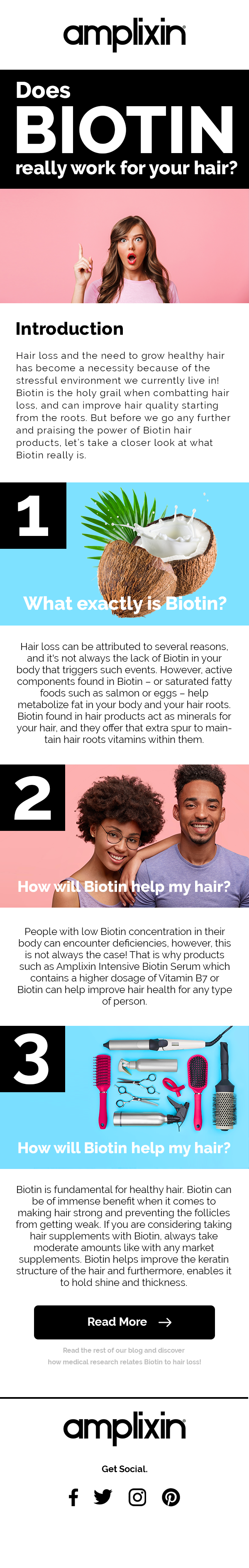 Hair Growth Supplement and Hair Skin & Nails Supplements Reviews - Elsa Hosk