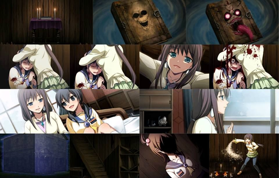 Corpse Party Book Of Shadows Corpse Party Book Party Book Of