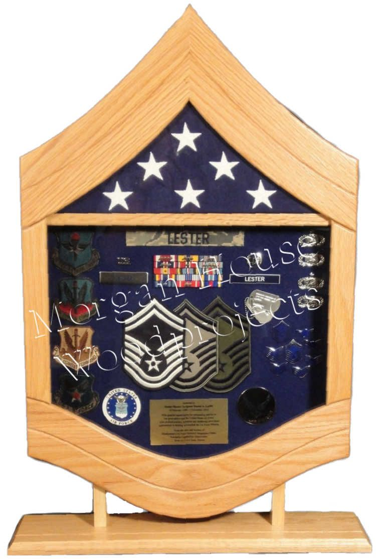 Air Force Shadow Box Google Search All Things Military